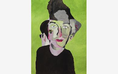 The ReInvention of Portrait: Goce Andonoski