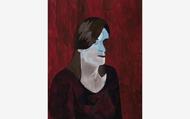 Triptychon Marianne Fehn, Tafel II