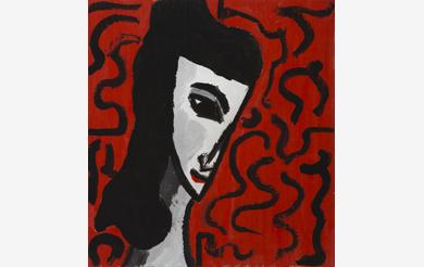 Matisses Frau
