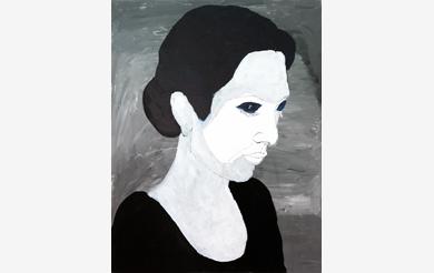 Das unpersönliche Porträt von Karola Brack